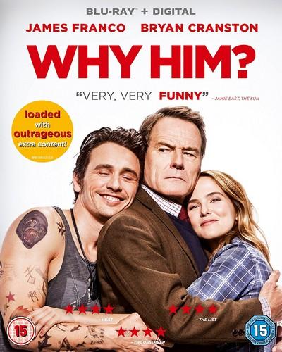 Why Him? (Blu-ray + Digital HD) (Blu-ray)