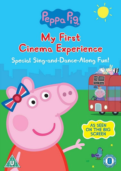Peppa Pig - My First Cinema Experience [2017] (DVD)