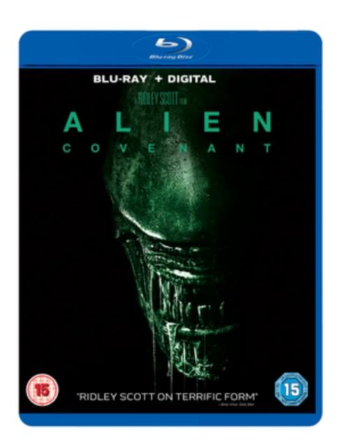 Alien Covenant  [2017] (Blu-ray)