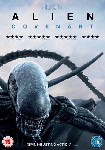 Alien Covenant (2017) (DVD)