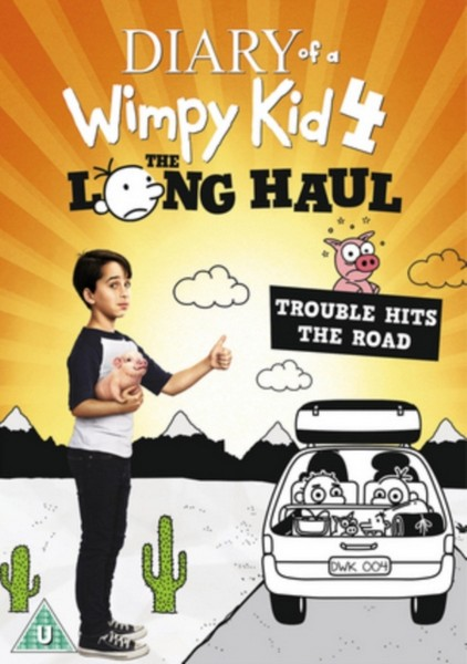 Diary Of A Wimpy Kid 4: The Long Haul [2017] (DVD)