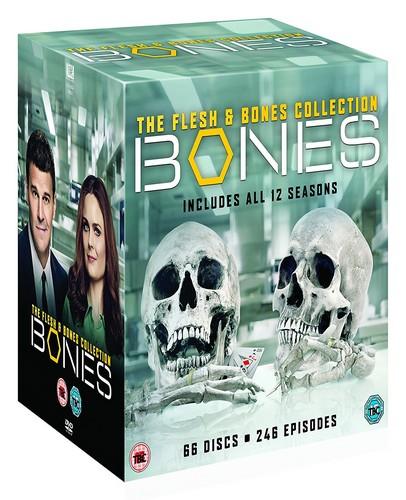 Bones: The Flesh and Bones Collection: Seasons 1 to 12 [DVD]
