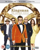 Kingsman: The Golden Circle (4K) Uhd+Bd