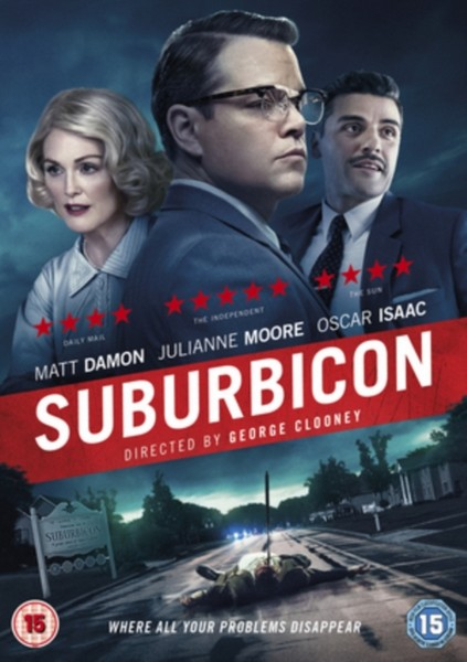 Suburbicon [DVD] [2017]