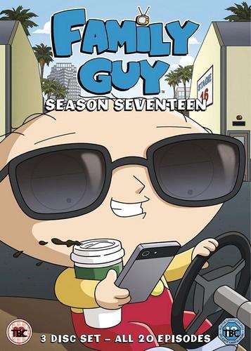 Family Guy: Season Seventeen [DVD]