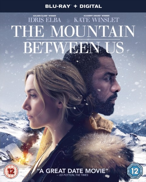 The Mountain Between Us BD + DHD  [2017]