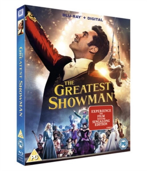 The Greatest Showman [Blu-ray + Digital Download] [2017] (Blu-ray)