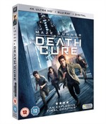 Maze Runner: The Death Cure (4K) UHD