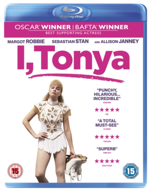 I  Tonya  [2018] (Blu-ray)