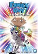 Family Guy S18 (DVD)