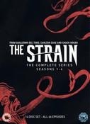 The Strain Complete Series  Seasons 1-4 (DVD)