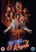 Bad Times At The El Royale (DVD) (2018)