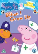 PEPPA PIG - WHEN I GROW UP (DVD)