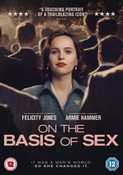 On The Basis of Sex (DVD)