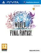 World of Final Fantasy (Playstation Vita) - Standard Edition