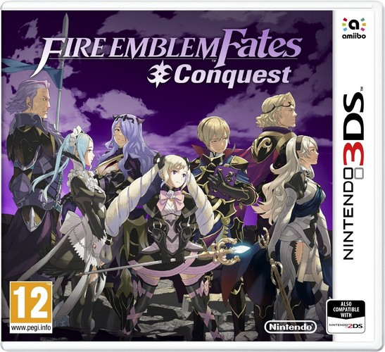 Fire Emblem Fates: Conquest (Nintendo 3DS)