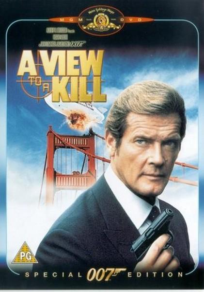 James Bond: View To A Kill (DVD)