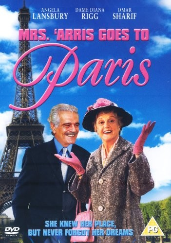 Mrs Arris Goes To Paris (DVD)