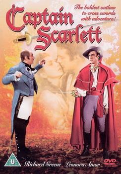 Captain Scarlett (DVD)