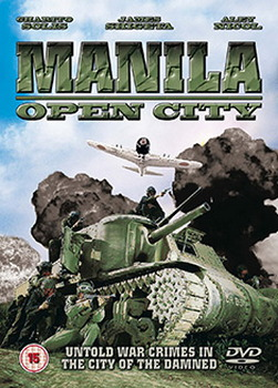Manila Open City (DVD)
