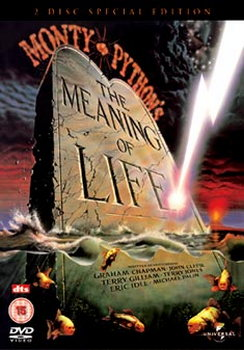 Monty Pythons The Meaning Of Life (DVD)
