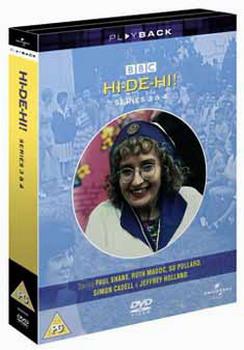 Hi De Hi - Series 3 & 4  (DVD)