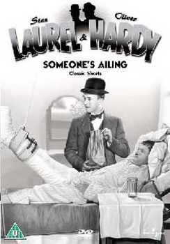Laurel And Hardy - No. 2 - Someones Ailing - Classic Shorts (DVD)