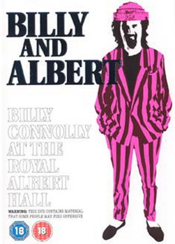 Billy Connolly - Billy & Albert (DVD)