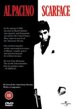 Scarface (Single Disc) (DVD)
