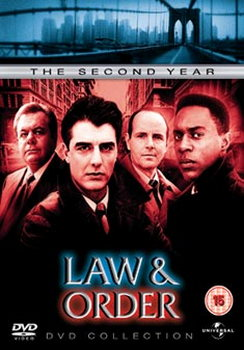 Law And Order - Season 2 (DVD)