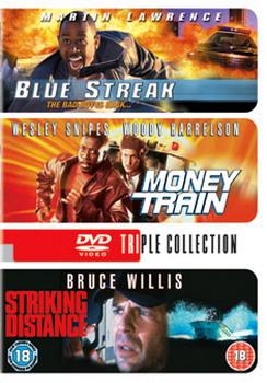 Blue Streak & Money Train & Striking Distance (DVD)