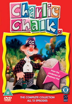 Charlie Chalk - Series 1 (DVD)