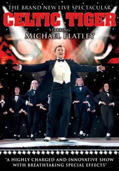 Michael Flatley - Celtic Tiger (DVD)