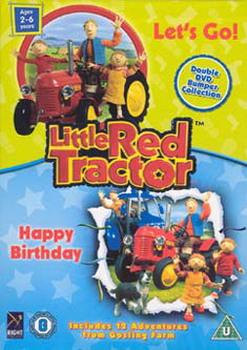 The Little Red Tractor (Animated) (Box Set) (DVD)