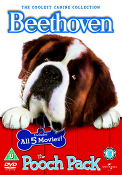 Beethoven Pooch Pack Box Set (DVD)