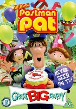 Postman Pat - Great Big Party (DVD)
