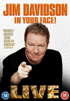 Jim Davidson - In Your Face (DVD)