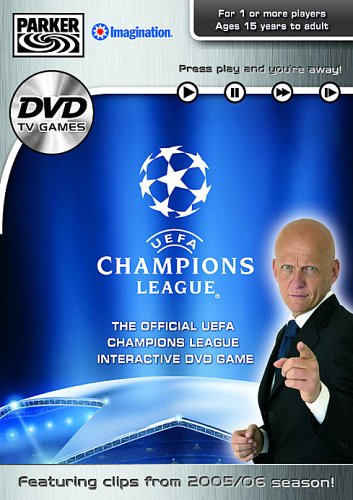 Uefa Champions League (Dvd Interactive) (DVD)