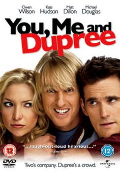 You  Me And Dupree (DVD)
