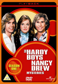 Hardy Boys / Nancy Drew Mysteries - Season 1 - Complete (DVD)