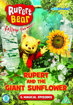 Rupert And The Giant Sunflower (DVD)