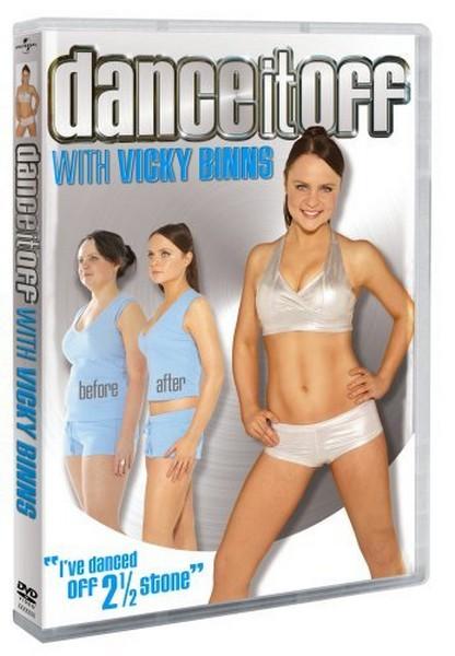 Vicky Binns - Dance It Off (DVD)