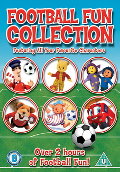 Football Fun Collection (DVD)