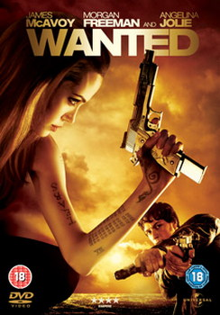 Wanted (2008) (DVD)