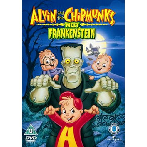 Alvin And The Chipmunks Meet Frankenstein (DVD)