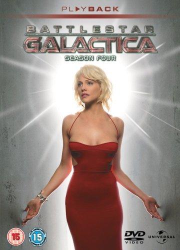 Battlestar Galactica - Season 4 (DVD)