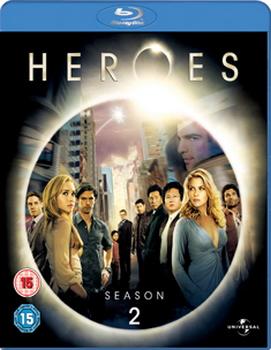 Heroes - Season 2 (Blu-Ray)