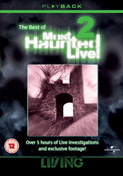 Best Of Most Haunted Live Volume 2 (DVD)