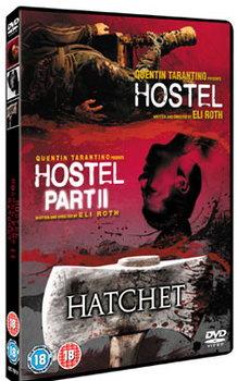 Hostel & Hostel Ii & Hatchet (DVD)
