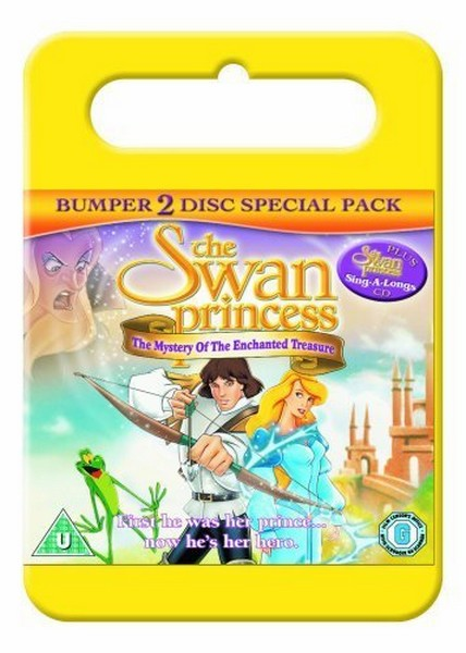 The Swan Princess- The Mystery Of The Enchanted (DVD)